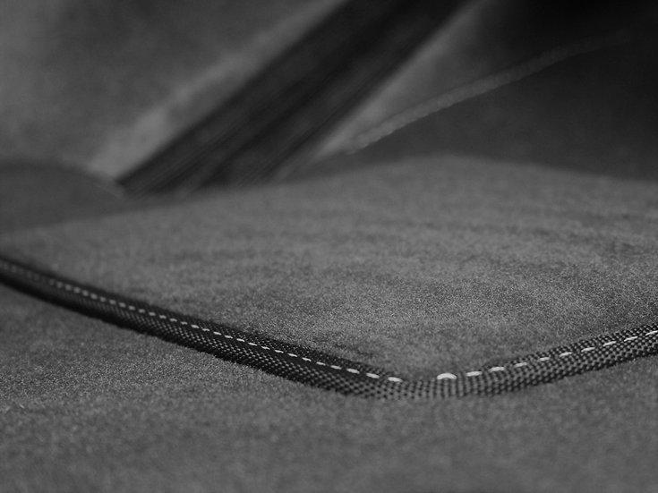 Deluxe | Carpet | Heelpad