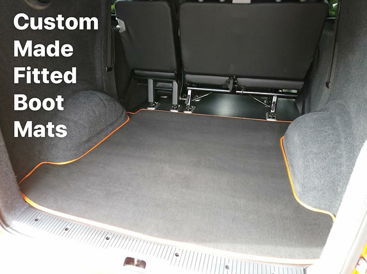 Fitted Rear Boot Mat SWB or LWB from