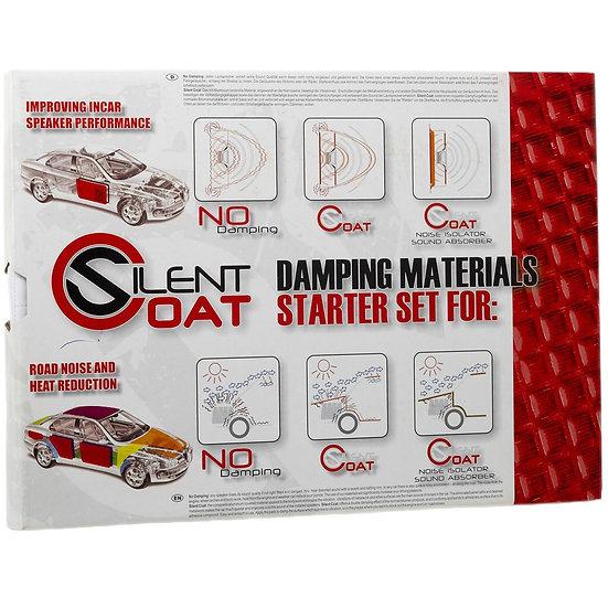 Silent Coat | Cab | Door Kit