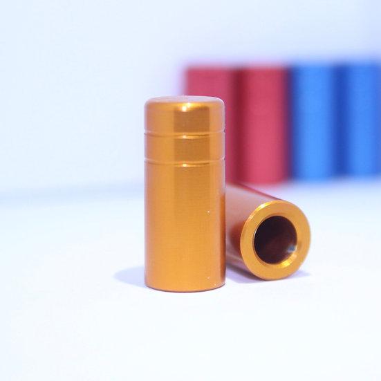 Orange | Machined | Door Lock Pins