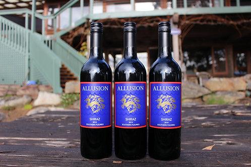 Allusion Shiraz - 12 Bottle Case
