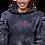 Thumbnail: nnu. Navy tie-dye hoodie