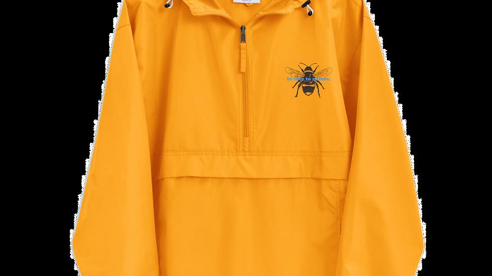 bee. Packable Jacket