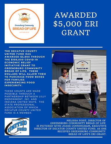 BOL Awarded $5,000 ERI Grant.png