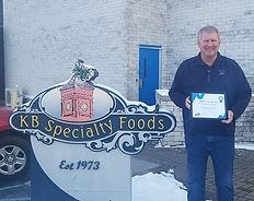 KB Foods -10% increase in employee givin