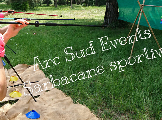Arc sud Events copyright