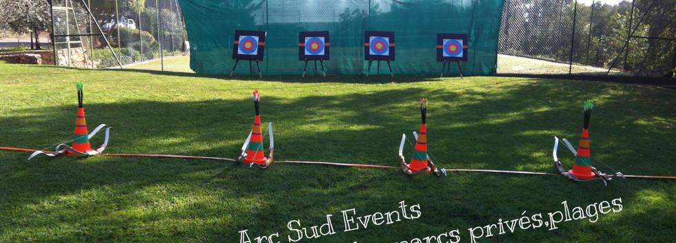 Arc sud Events copyright