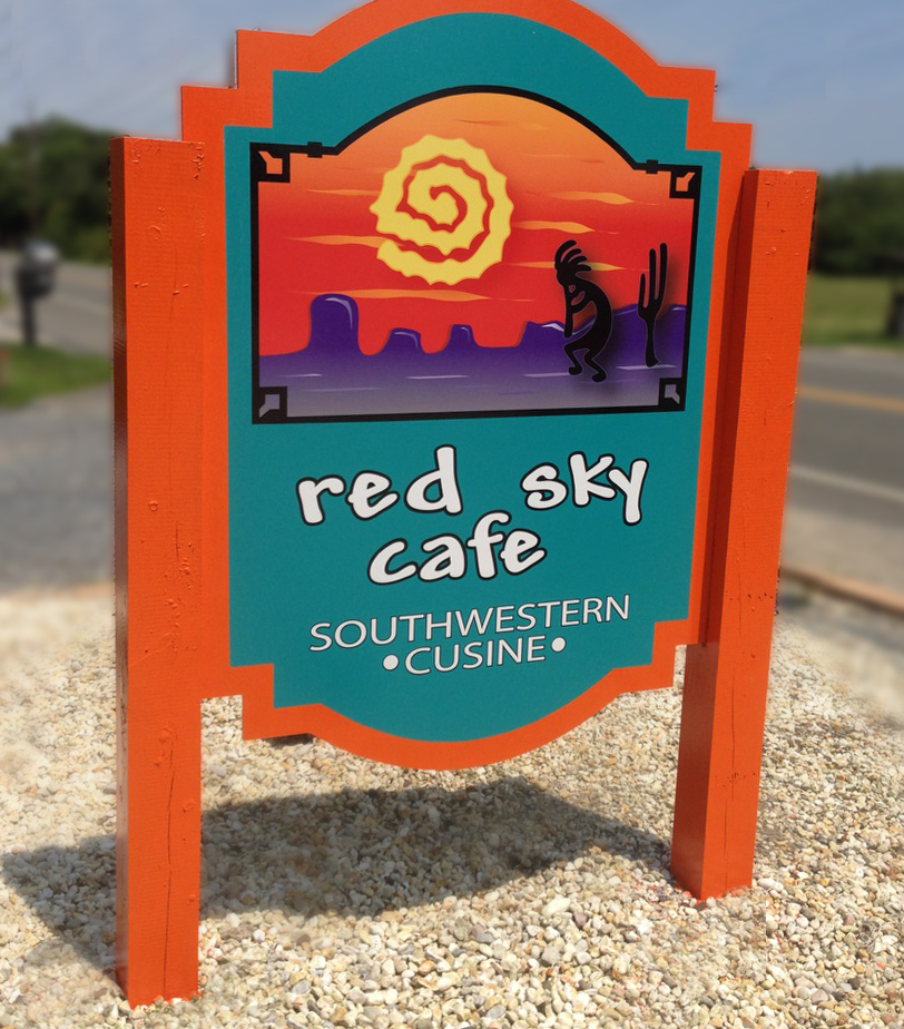 Custom Full Color Digital Prints for Commercial & Residential Signs
