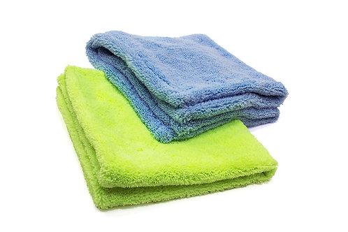 Rolled Edge Microfiber Towel