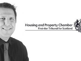 Greig Adams appointed onto First-tier Tribunal for Scotland