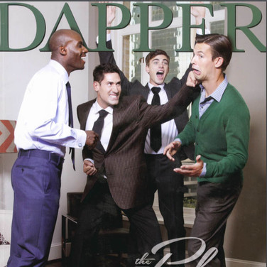 """Uber Infusion of Secrets we Can't Hide."" Dapper Magazine"