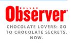 Chcolate Secrets Awards