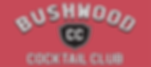 Bushood Cocktail Club Boston Logo