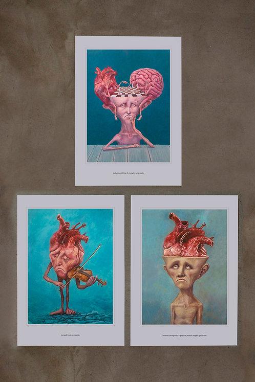 tríptico 1 - posters