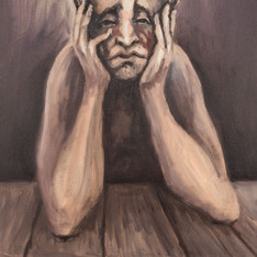 homem em sua solidão superpovoada