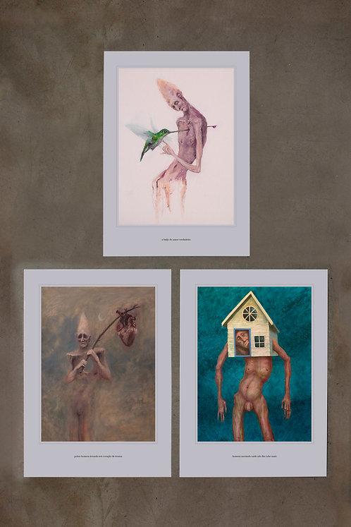 tríptico 2 - posters