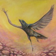 pior que não ter asas é ter apenas uma