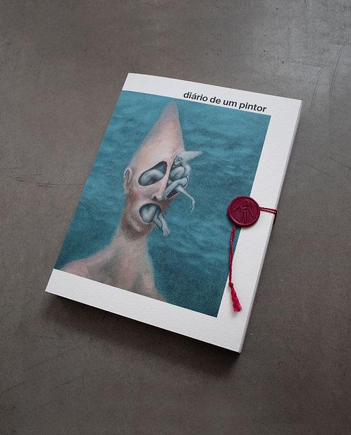 Livro Edição de Colecionador - Diário de um Pintor
