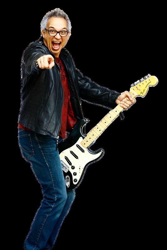 Pete George_Tour