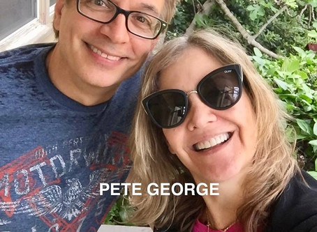 "Pete George on ""Story Worthy"" with Christine Blackburn"