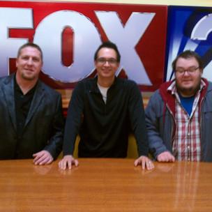 Pete George-CBS-NBC-ABC-FOX-Stand Up Comedy-3