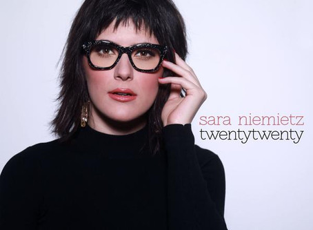"LIVE album recording of ""Twentytwenty"" with Sara Anne Niemietz & Snuffy Walden"