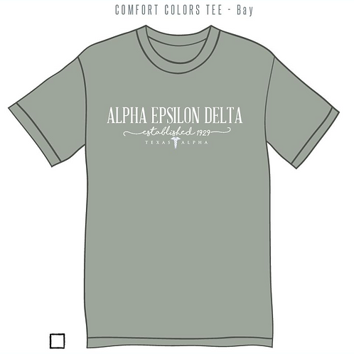 Fall 20 Semester Shirt
