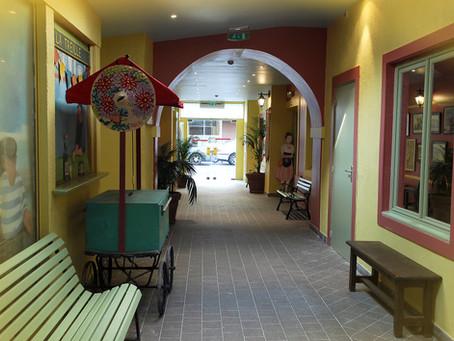 Restaurant pour groupes accessible à Nice