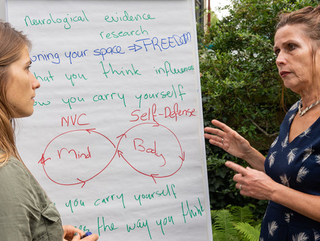 Non-Violent Communication as Powerful Violence Prevention Strategy