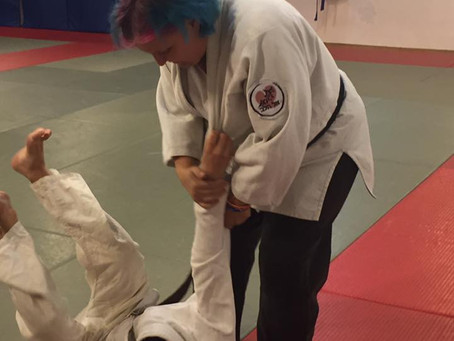 Wearing the Gi -- Part 1