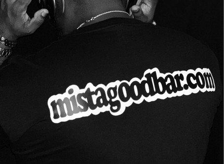 MistaGoodBar is a cornball.