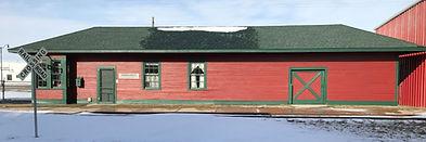 Embden Depot