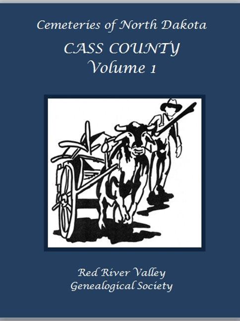 Cass County Vol 1 Cemetery Book