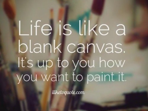 PAINT! It's good for you...