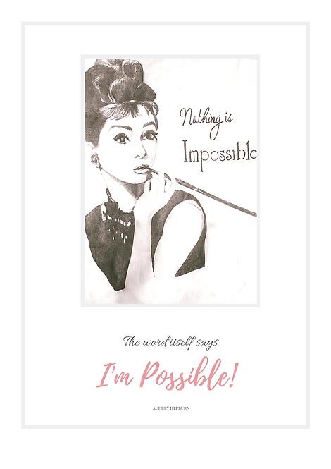 Audrey: I'm Possible!