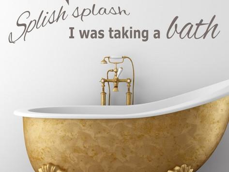 A Blog about a Bath