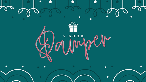 The Gift of a Good Pamper