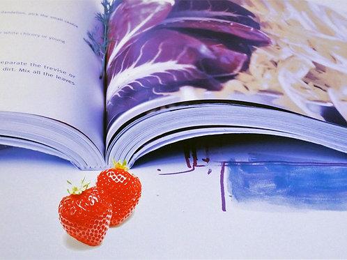 Berry Patten x4 prints