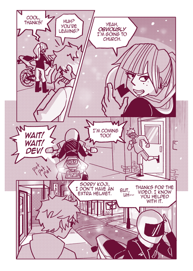 Marshmallow Horn Volume 2, Page 140