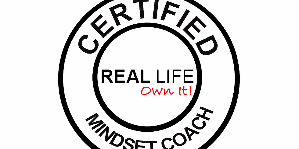 REAL Life Mindset Coach Certification
