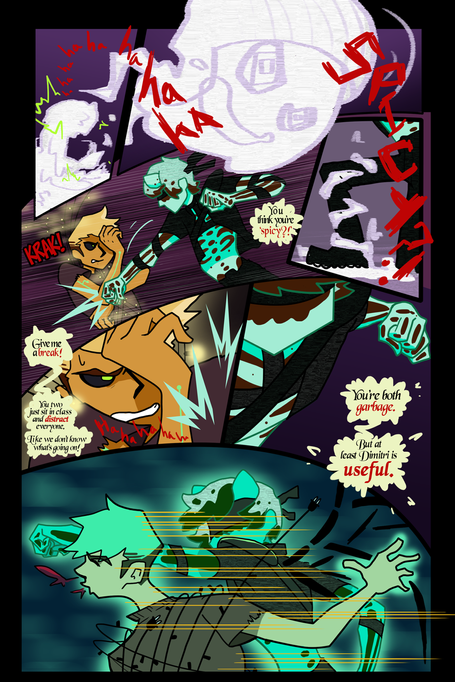 Anarchy Dreamers, Issue 6 Page 27