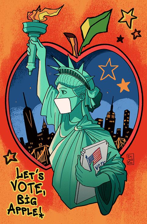 Let's Vote, Big Apple!