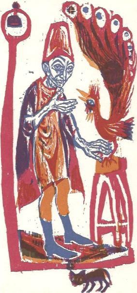 Dompteur, 1963