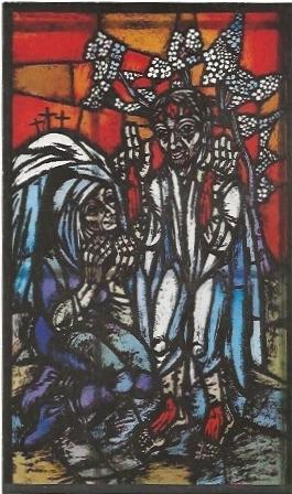 Begegnung mit dem Auferstandenen, 1980