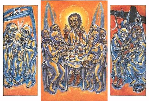 Auferstehungstriptychon, 1992