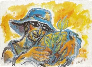 Der Gärtner, 1986