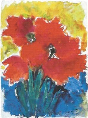 Rote Blumen für Marie, 1987