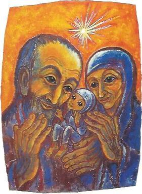Simeon, Hannah und das Kind, 1999