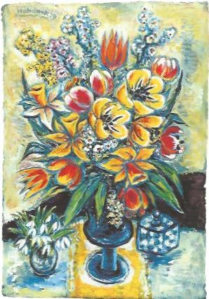 Frühlingsblumen, 1979