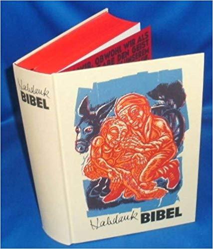 Habdank Bibel, Gesamtausgabe in der Einheitsübersetzung mit 80 Holzschnitten